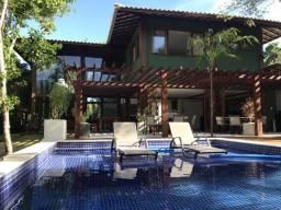 Casa nova de Alto Luxo 5 suítes em Praia do Forte aceito carro