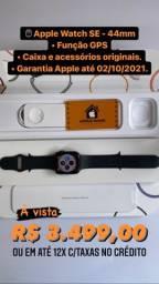 Apple Watch SE 44mm LANÇAMENTO