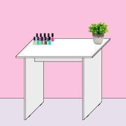 Fabrico Mesa SE - manicure - trabalho - estudo - escritório - estética