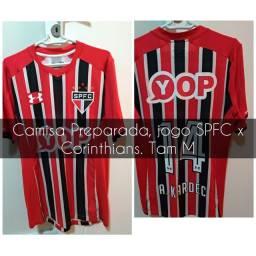 Camisa São Paulo YOP patrocínio