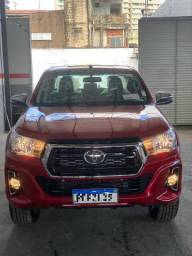 Toyota Hilux Srv 2021 0 km