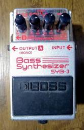 Pedal baixo Boss SYB-3 Bass Synthesizer(dynamic wha)