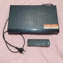 Aparelho de DVD Philco