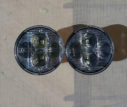 Lanterna de seta led cristal 24v