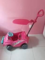 Vendo carrinho de passeio Rosa