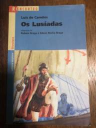 Os Lusíadas - Luís de Camões em bom estado
