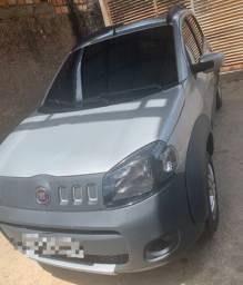Fiat Uno way 2014, conservado