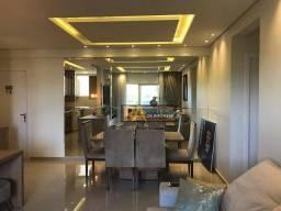 Apartamento com 1 dormitório à venda, 58 m² por R$ 350.000,00 - Residencial Punta Cana - F