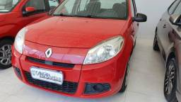 SANDERO 2012/2012 1.0 AUTHENTIQUE 16V FLEX 4P MANUAL