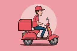 Precisamos de Entregador - Motoboy - Delivery (Zona Sudeste - Bairro: Novo Horizonte)