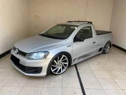 Volkswagen Saveiro Surf 1.6 Mi Total Flex 2p- 2016 -Super Conservado - Baixa Km