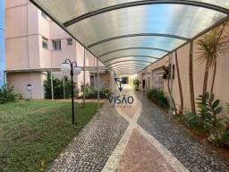 Apartamento com 3 dormitórios para alugar, 84 m² por R$ 2.400,00/mês - Sul - Águas Claras/