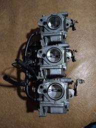 Carburador do motor de popa Yamaha 50 ou 60 Hp