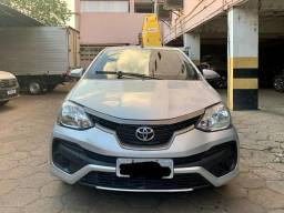 Etios sedan x plus 1.5 Flex Aut