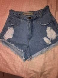 Short jeans novo!!