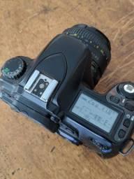 Camera Nikon Modelo D80 - lente 50 mm