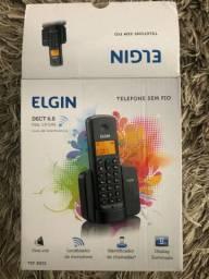 Telefone sem fio Elgin 8001