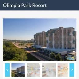 Cota imobiliária Olimpia Park Resort