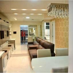 Vendo Apartamento 2 quartos semi mobiliado