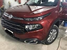 Fiat toro flex 1.8 automática 2018 - 2018