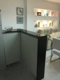Apartamento Semi-mobiliado em Candeias (Todas taxas inclusas)