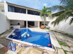 Casa à venda nas Dunas, De Lourdes com 6 quartos, piscina e churrasqueira