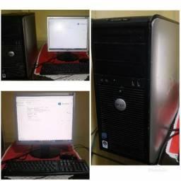 Usado, Computador Dell - Completo comprar usado  Rio de Janeiro