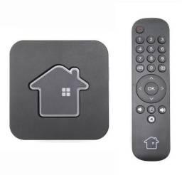 Smart Home TV6 4K - (12xS/Juros) Somos Loja Física