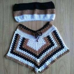 Crochê da Santos,moda feminina em crochê