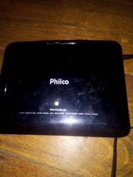 Dvd com tela Philco