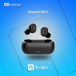 [Promoção] Fone de ouvido Bluetooth original Xiaomi QCY T1C [novo lacrado]