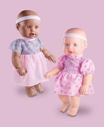 Boneca Anaíza - Milk Brinquedos