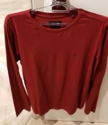 Camisa Vermelha Vide Bula