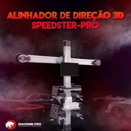 Alinhador de Direção 3D Machine-Pro