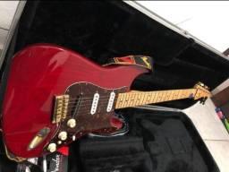 Guitarra Fender México deluxe players