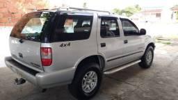 Chevrolet Blazer 2000 Diesel MWM 2.8 4x4 Turbo
