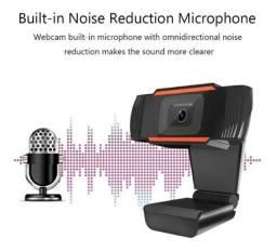 Webcam Alta Resolução Hd 720p, Usb, Microfone, Vídeo