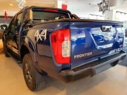 Nissan Frontier Attack 4X4- Diesel - 20/21 R$ 156.485,00