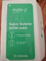 Motorola moto g8 Power novo.
