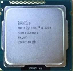 Processador Intel Core i3-3250 @ 3.50GHz