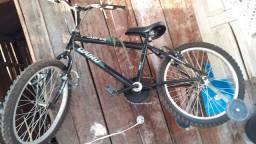 Vendo bicicleta pra criança de 10 anos pra cima