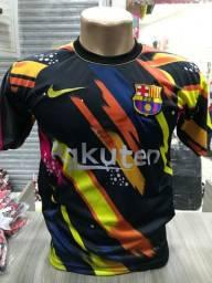 Camisas novas chama *