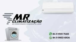 MR climatização