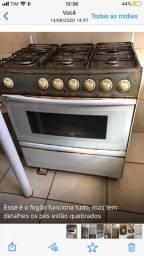 Vendo fogão usado da marca dakoo valor R$ 100,00