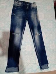 Calça jeans Cia fashion