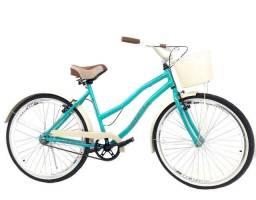 Bicicleta Retro Aro 26 Beach