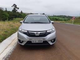 Honda Fit EXL aut 2017 único dono 47 mil Km, top de linha