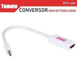 Cabo Mini DisplayPort x Hdmi Mtv-604 - Tomate