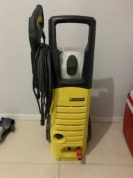 Lavadora Alta Pressao Maquina Lavar Carro Jato Vap 110v