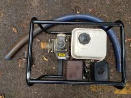 Motobomba a gasolina Branco B4T-710 5,5 HP